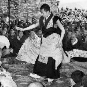 His Holiness the Dalai Lama pursuing Geshi Lharampa degree